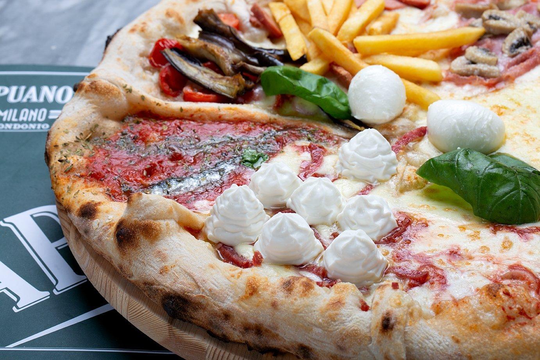 Pizza di Capuano's