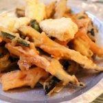 Gran fritto vegetariano Capuano's