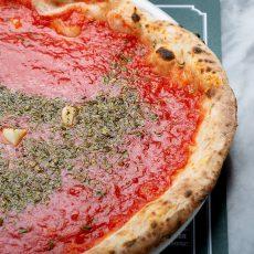 Pizza Marinara Capuano's