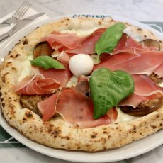 Pizza Gita nel bosco Capuano's