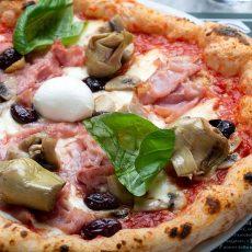 Pizza Capricciosa Capuano's