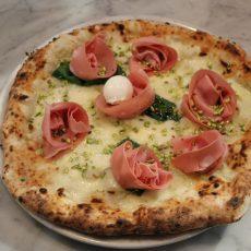 Pizza mortadella Capuano's