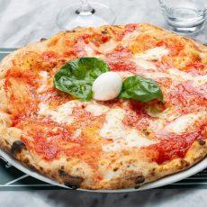 Pizza Don Vittorio Capuano's