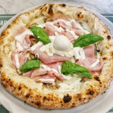 Pizza Il canotto Capuano's