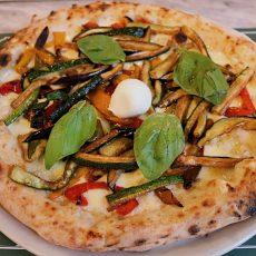 Pizza Vegetariana Capuano's