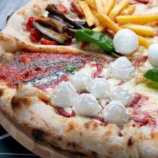 Pizza Ruota del carro Capuano's