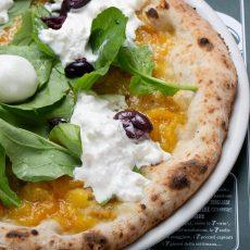 Pizza Stracciatella Capuano's